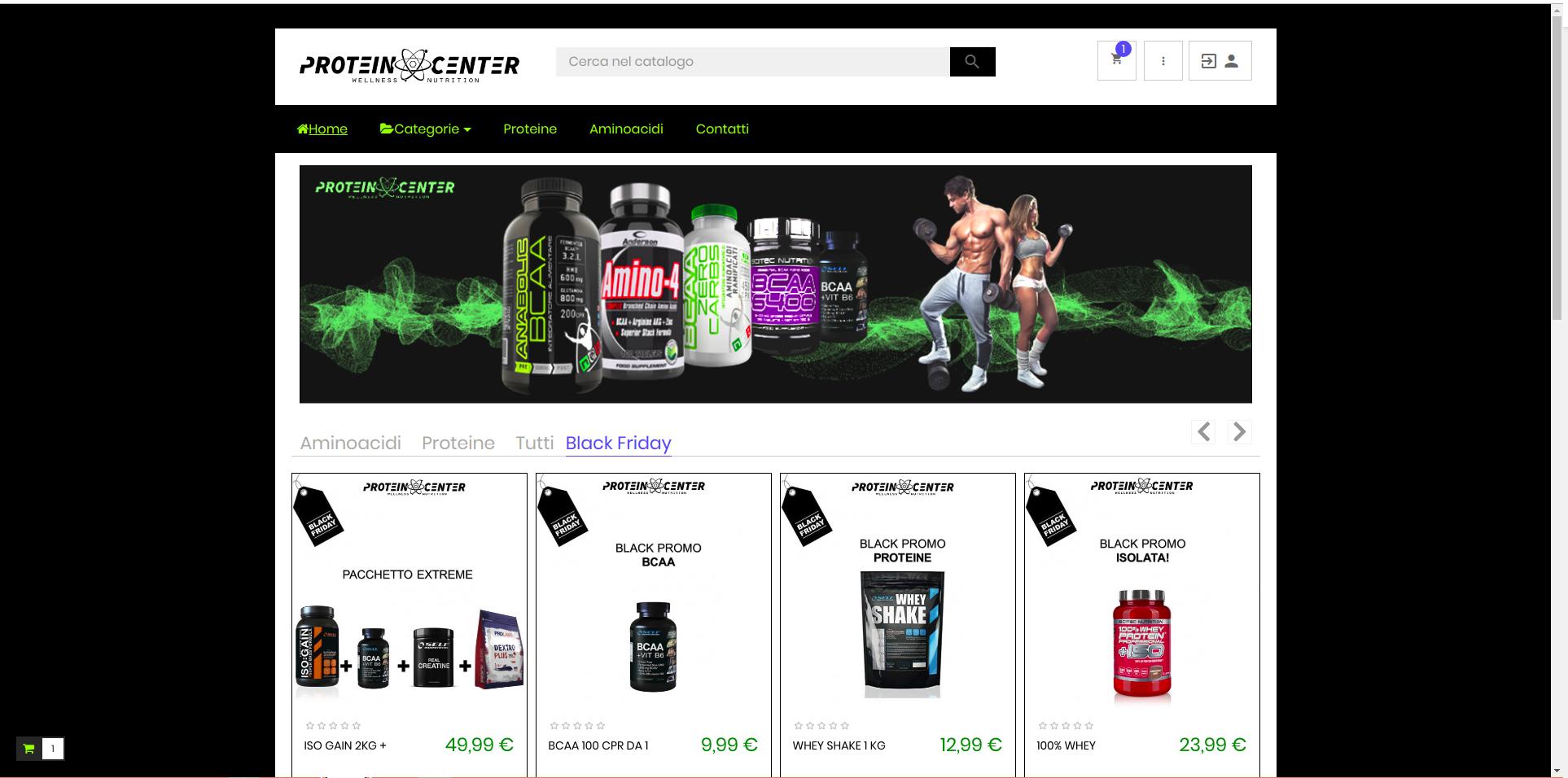 Protein Center